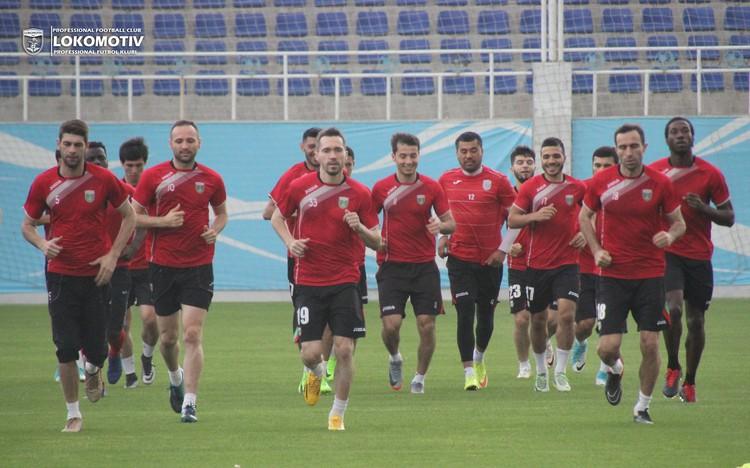 FC Lokomotiv Tashkent - Training session_b - 11
