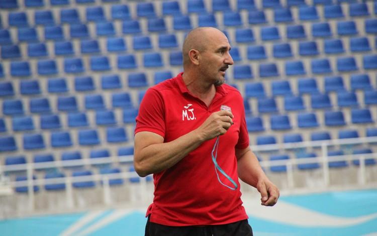 Mirko Jelicic _ jeličić _ COACH Australia _ FC Lokomotiv Tashkent _