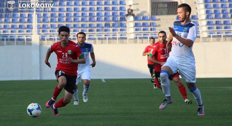 Ikrom Aliboyev - Lokomotiv Toshkent PFK