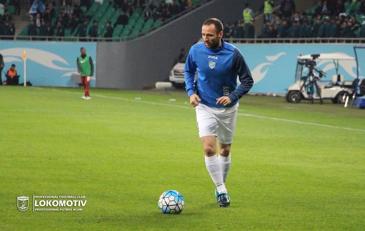 Marat Bikmaev _ PFC Lokomotiv UZB