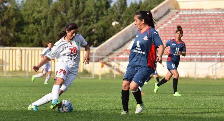 Ayollar futboli - LOKOMOTIV-WOMAN FC