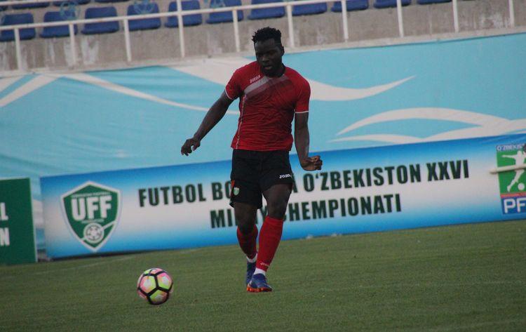 Olabiran Blessing Muyiwa - FC Lokomotiv UZB 11