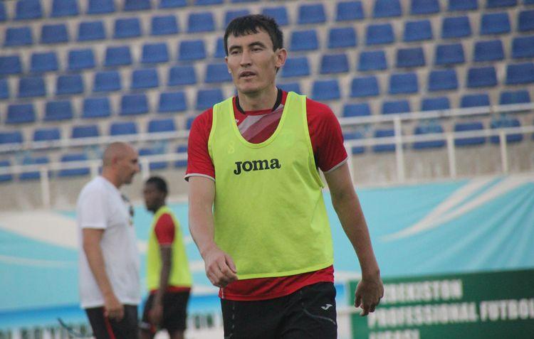 Salamat Kutibaev Lokomotiv FC