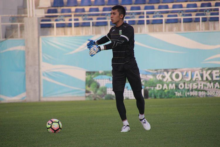 Sarvar Karimov UZB -