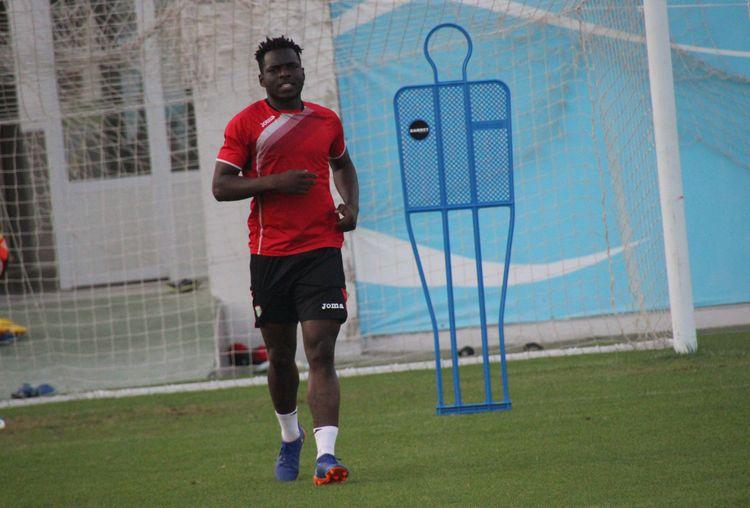 Olabiran Blessing Muyiwa - BENITO FC Lokomotiv UZB