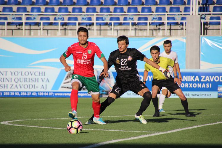 O'zbekiston kubogi - futbol - Lokomotiv FK