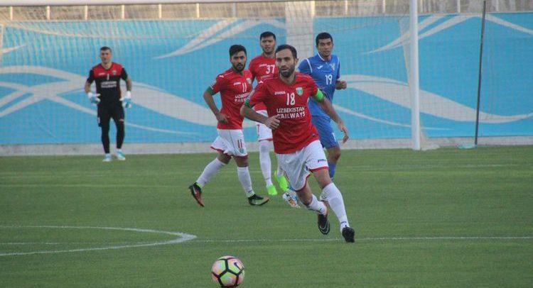 FK Lokomotiv Tashkent football club 2017