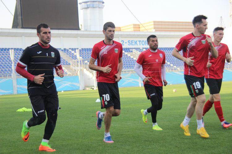 FC LOKOMOTIV UZBEKISTAN - training session -88