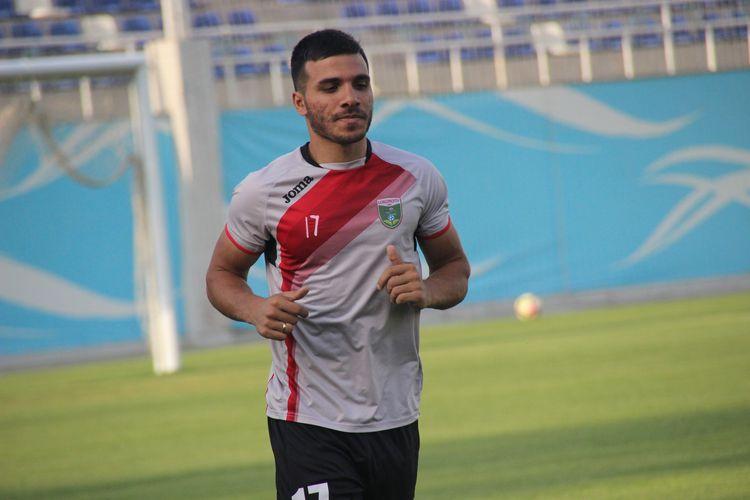 Salim Mustafoev PFC Lokomotiv Tashkent Uzbekistan