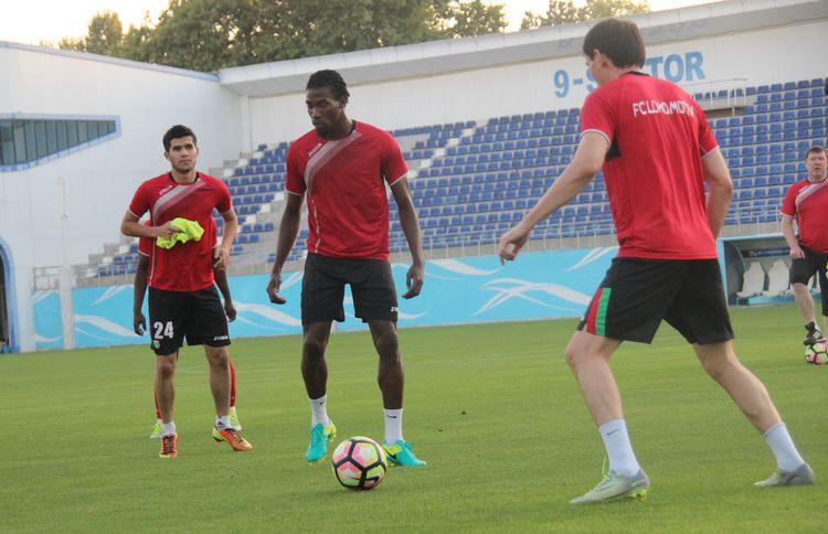 FC Lokomotiv Training - Mohamed Kone