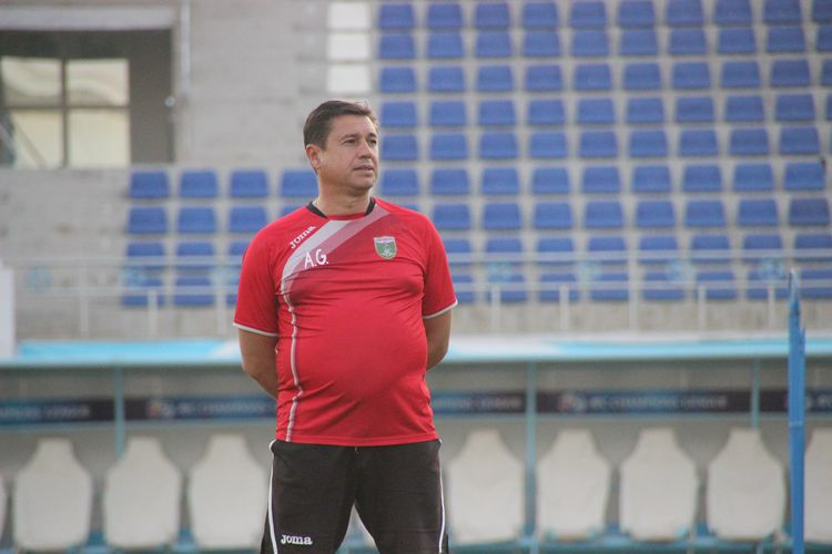 Andrey Miklyaev coach LOKO