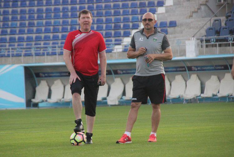 Andrey Fedorov FYODOROV LOKOMOTIV FK