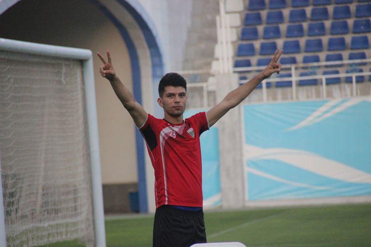 Masharipov Uzbek player