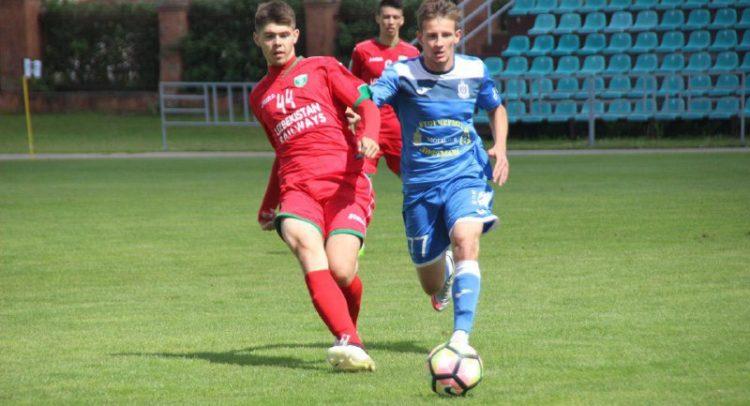 Lokomotiv Tashkent - football - Dnepr Mogilev