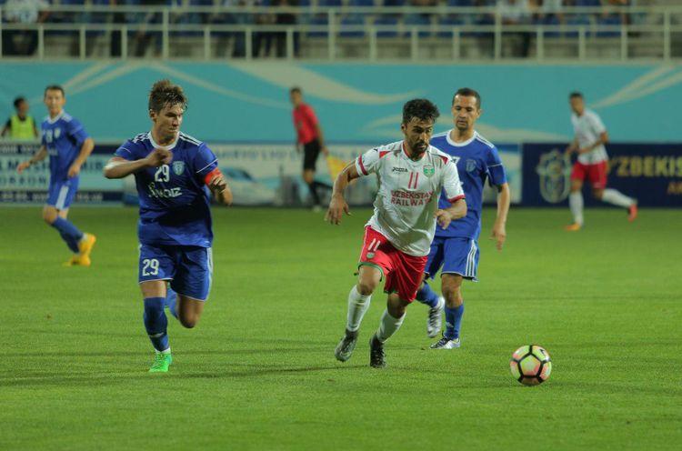 Uzbekistan FC Lokomotiv Tashkent 2017
