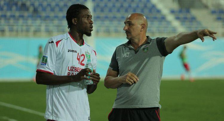 Mohamed Kone GNONTCHA - FC Lokomotiv Tashkent UZB