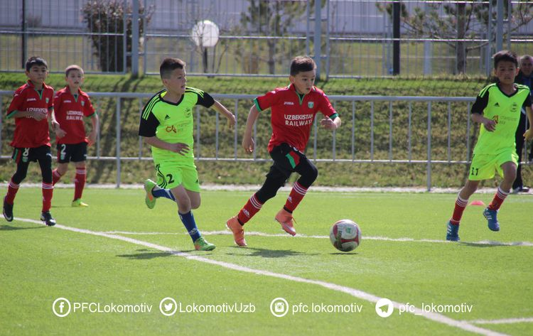 Lokomotiv futbol maktabi _