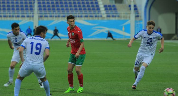 Идрис Бикмайкин - Idris Bikmaykin FORWARD Uzbekistan