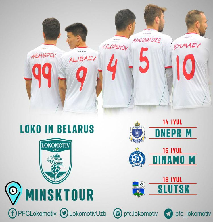 LOKO TOUR in BELARUS