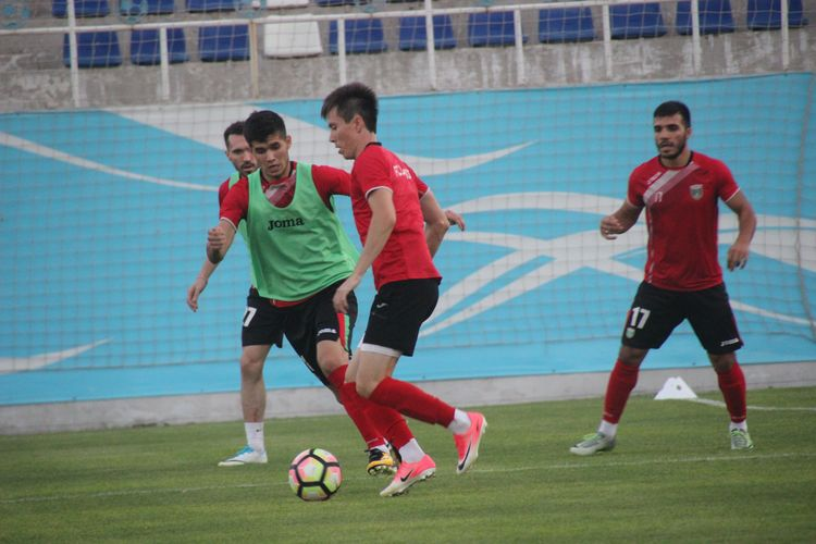 FC Lokomotiv Uzbekistan training session 3454