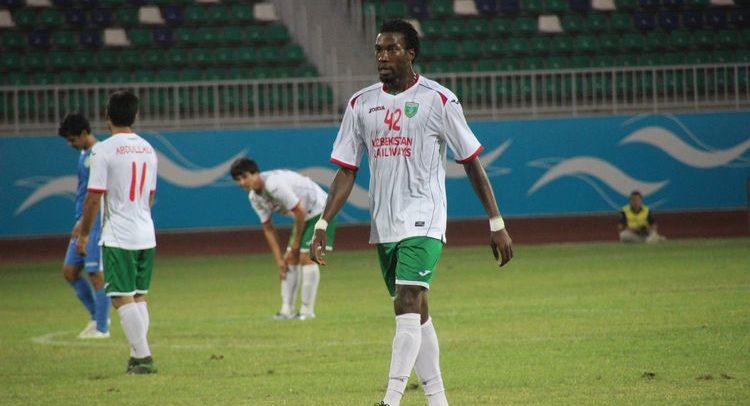 Mohamed Kone Lokomotiv Uzbekistan