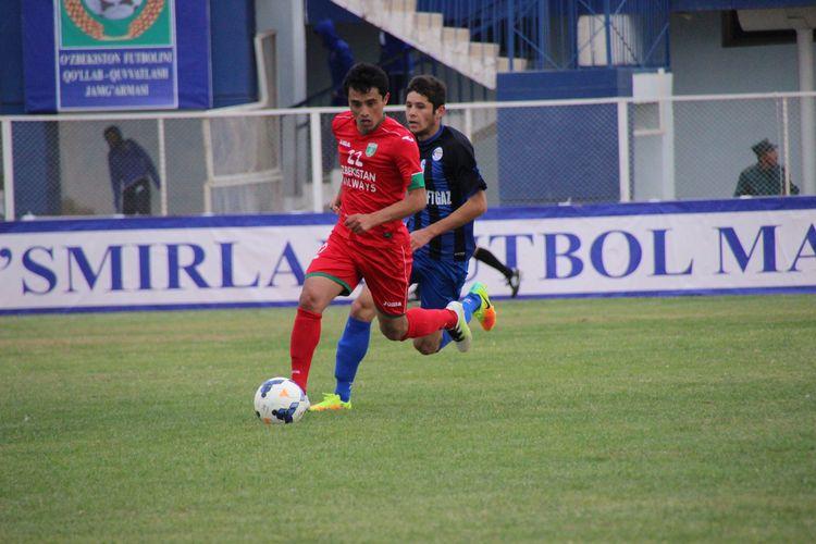 O'zbek futboli - Lokomotiv Toshkent FK