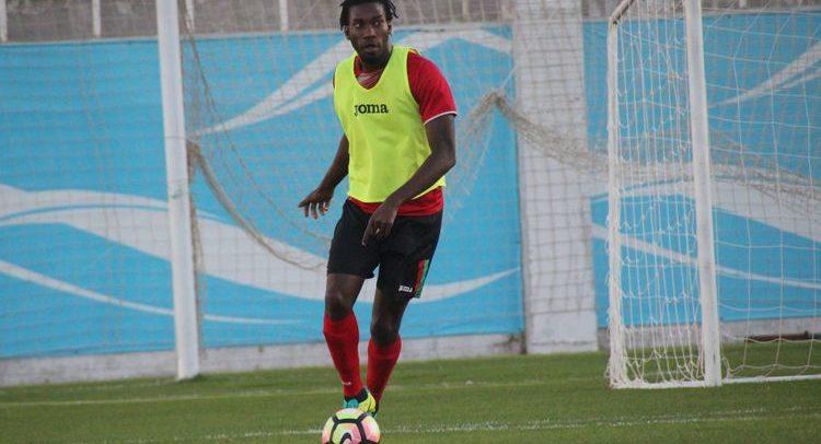 Mohamed Kone Gnontcha FC Lokomotiv