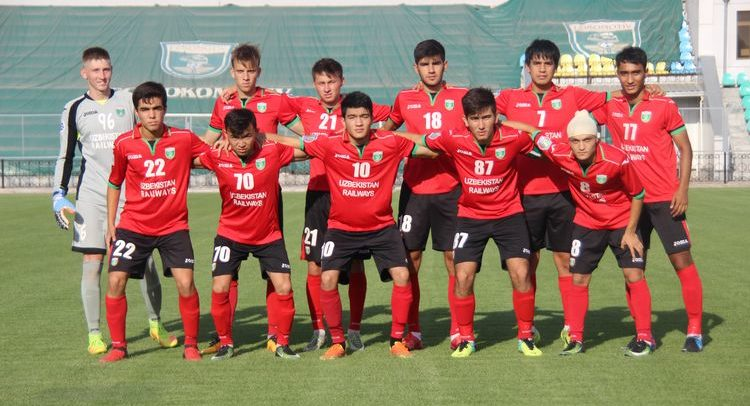 FC Lokomotiv _ Reserve Team - UZB