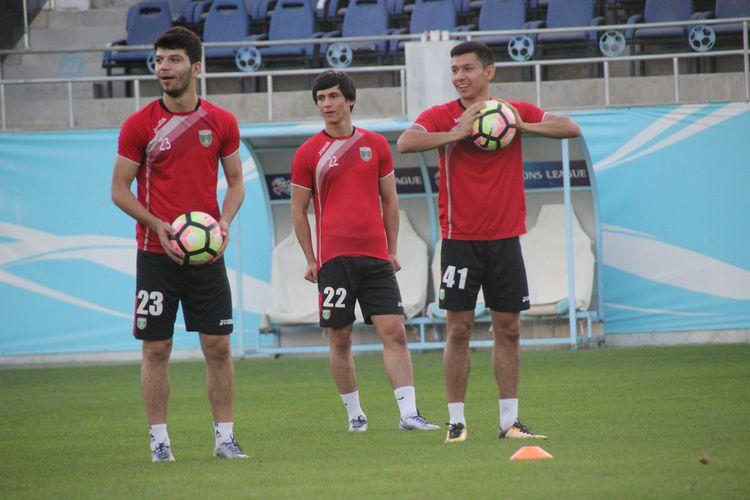 FC Lokomotiv Uzbekistan Tashkent