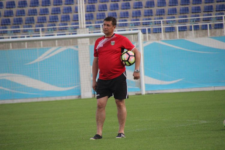 Andrey Miklyaev Lokomotiv coach staff-