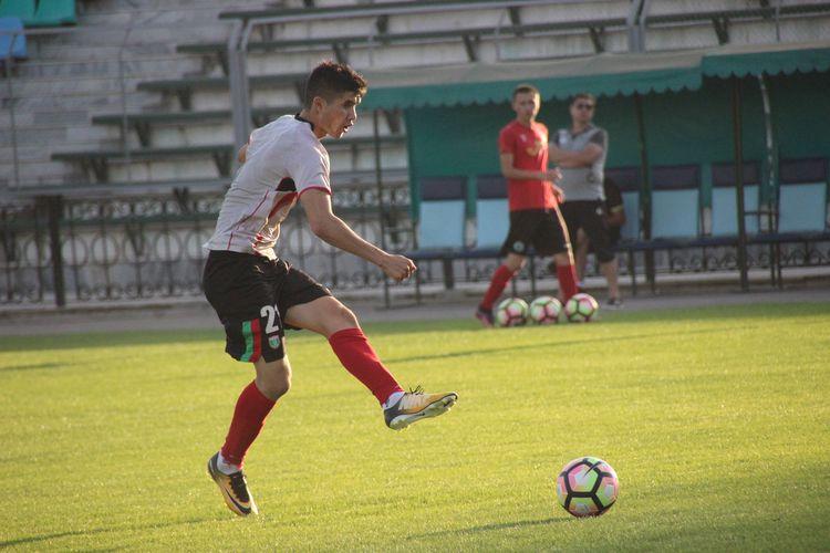 Azizbek Omonov - Lokomotiv FK