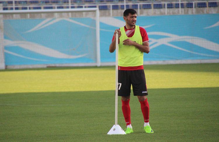 Sherzod Fayziyev Lokomotiv FK
