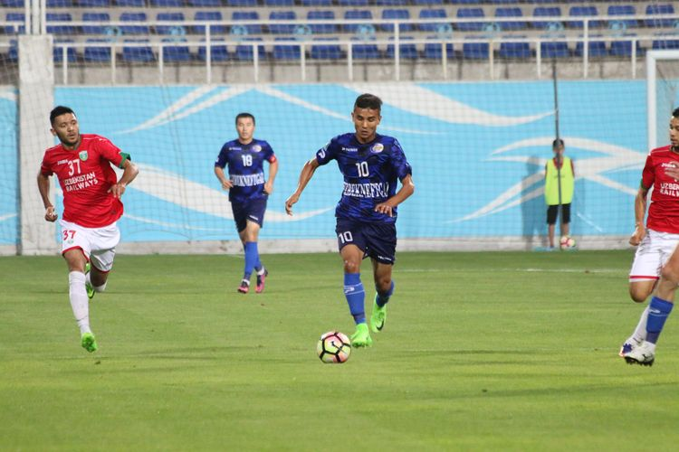 Lokomotiv Toshkent- Mashal Muborak