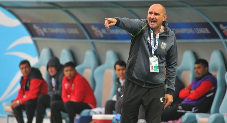 Mirko Jelicic - Coach - Lokomotiv Uzbekistan
