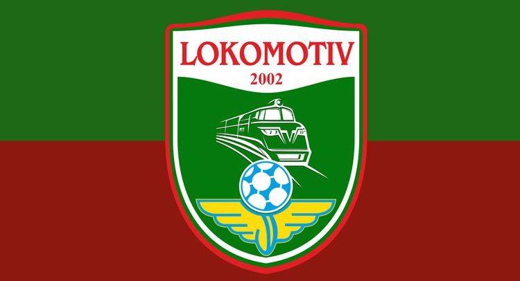 FC Lokomotiv Tashkent logotip LOGO