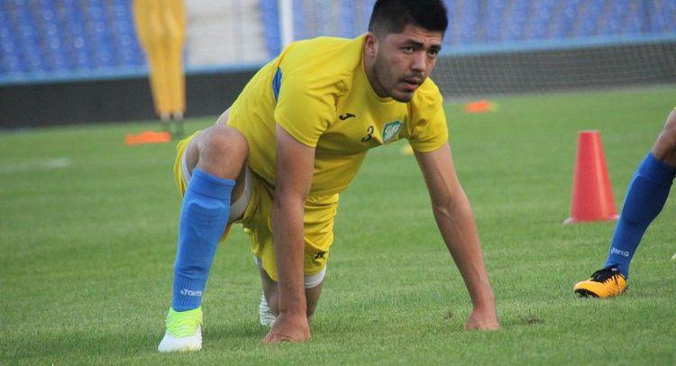 Uzbekistan national team - training session --