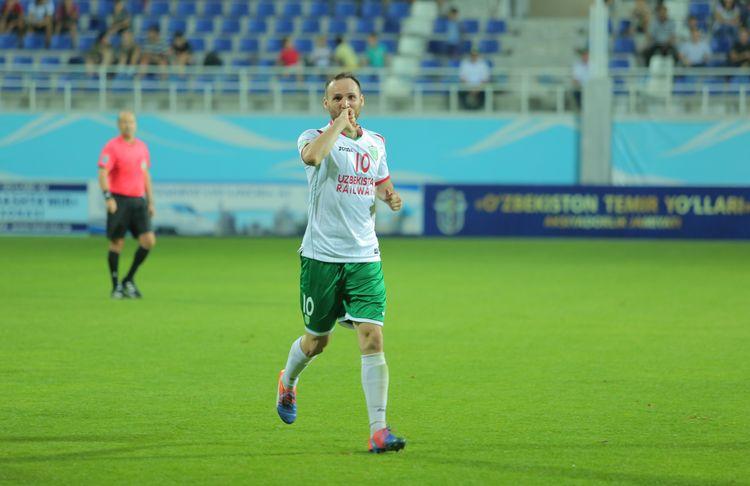 FC Lokomotiv Tashkent Uzbekistan