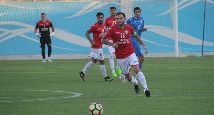 Oliy Liga - Lokomotiv Toshkent - Metallurg Bekobod