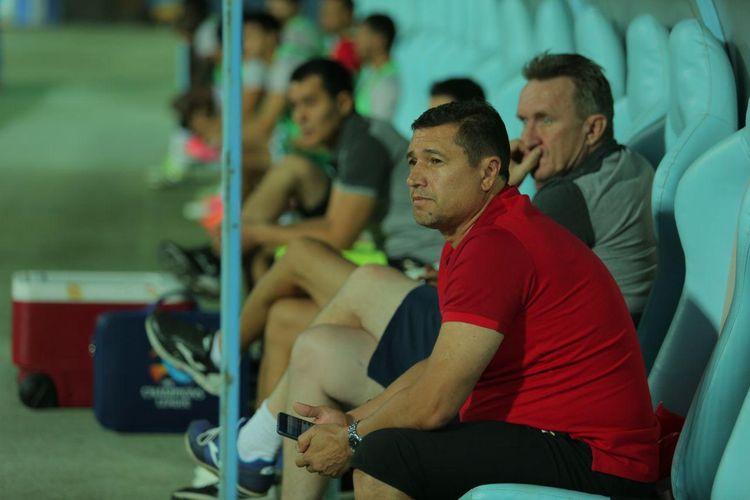 Andrey Miklyaev LOKO coach