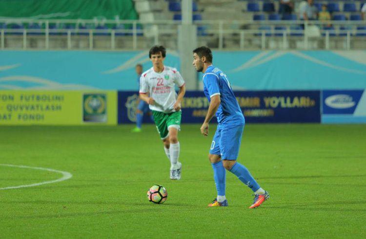 Metallurg - Lokomotiv Toshkent 1:2