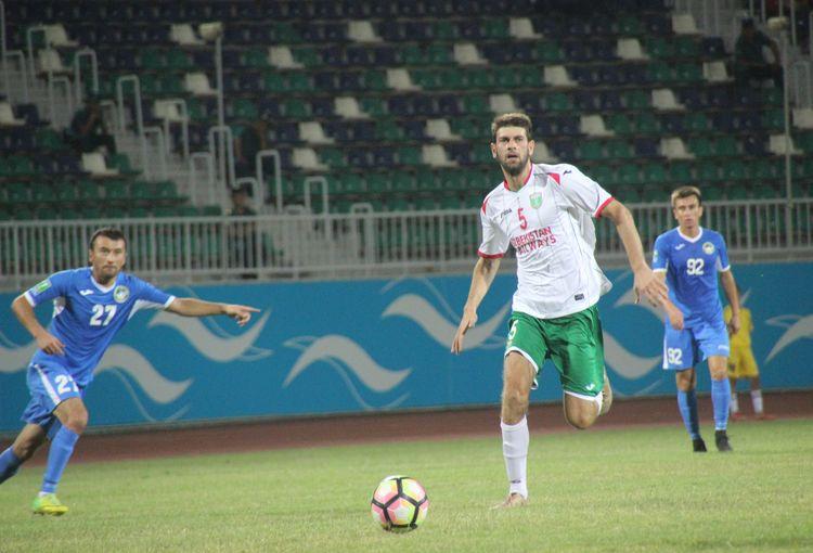 Кахи Махарадзе Локомотив Ташкент