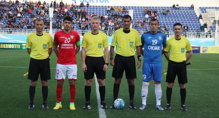 Oliy Liga OLMALIQ FK - LOKOMOTIV FK