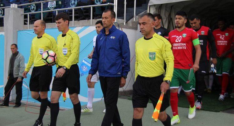 Ilgiz Tantashev referee