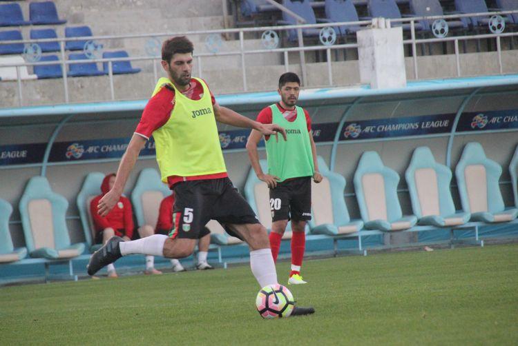 Kakha Makharadze Lokomotiv player