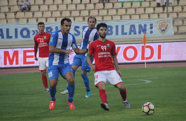FC Lokomotiv Tashkent - pics- Oliy Liga