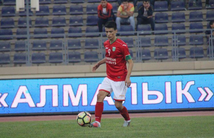 Ikrom Alibaev - 28-9