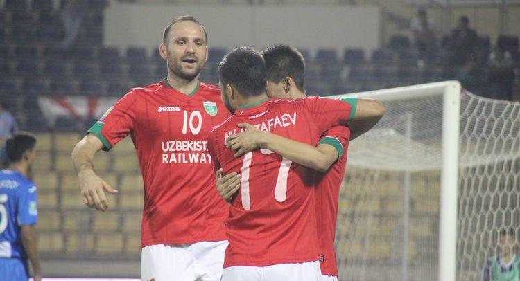 PFC Lokomotiv Tashkent - 2017 - pics