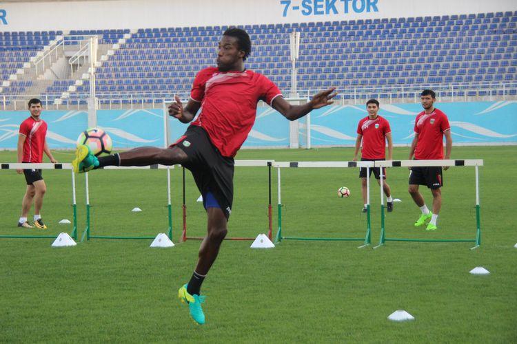Mohamed Kone Gnontcha Lokomotiv FC UZB