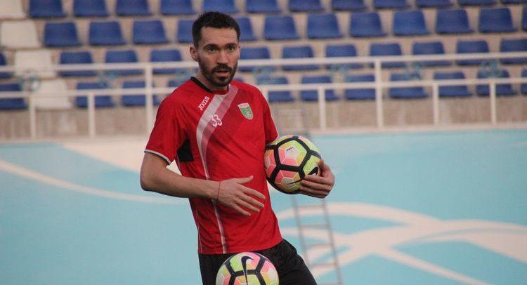 Oleg Zoteev FC Lokomotiv Tashkent UZB 33 -