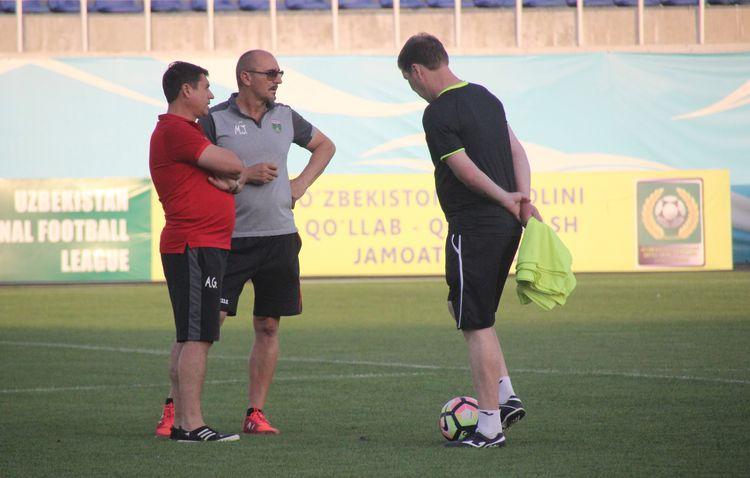 Lokomotiv FC Coaches stafff 0032434